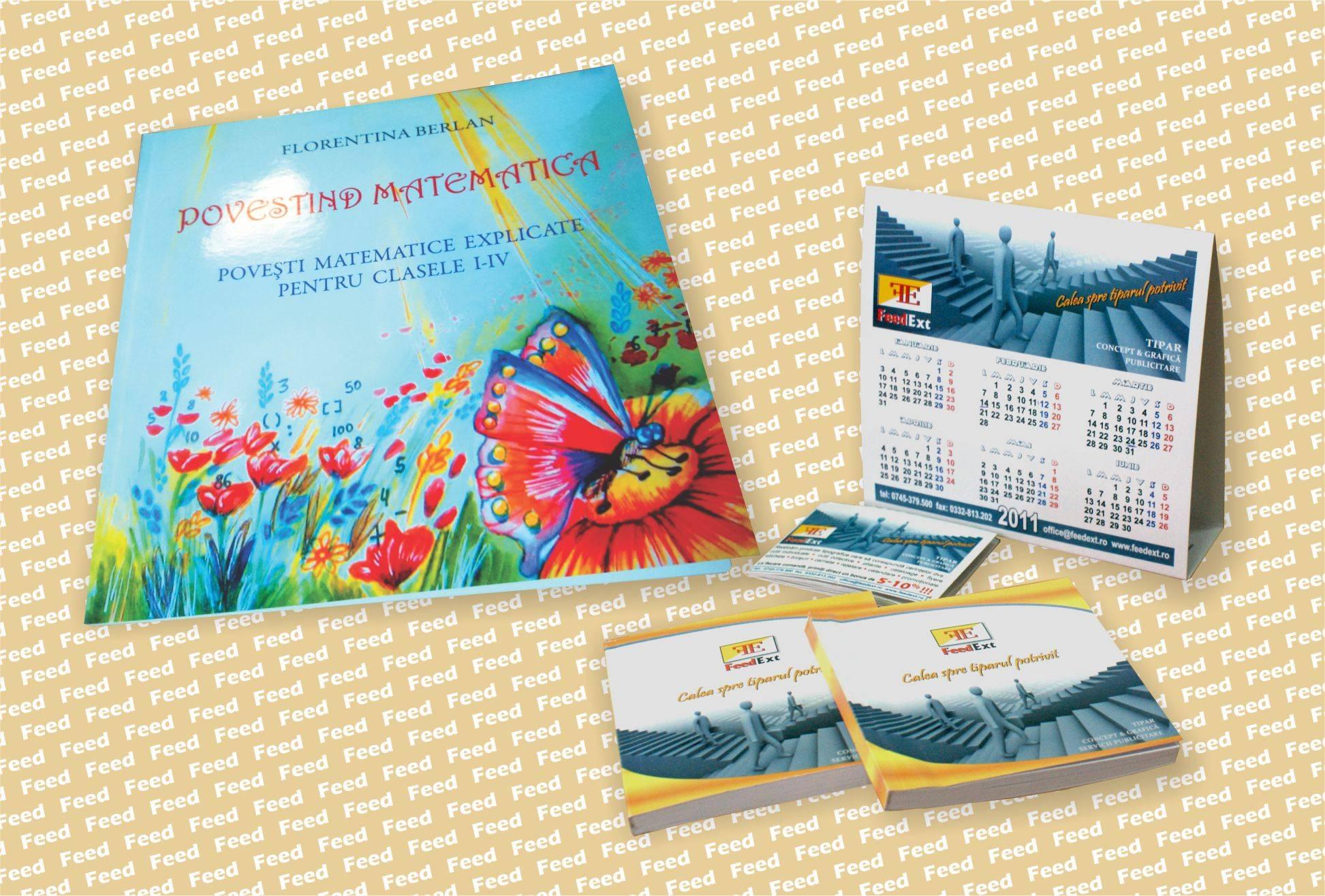 002 Broşuri, carnete, reţetare
