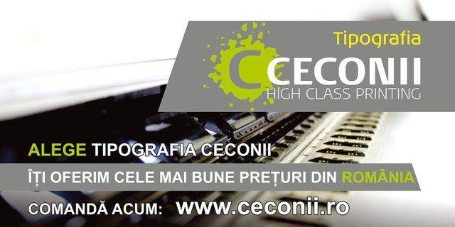 Tipografia Ceconii – Baia Mare