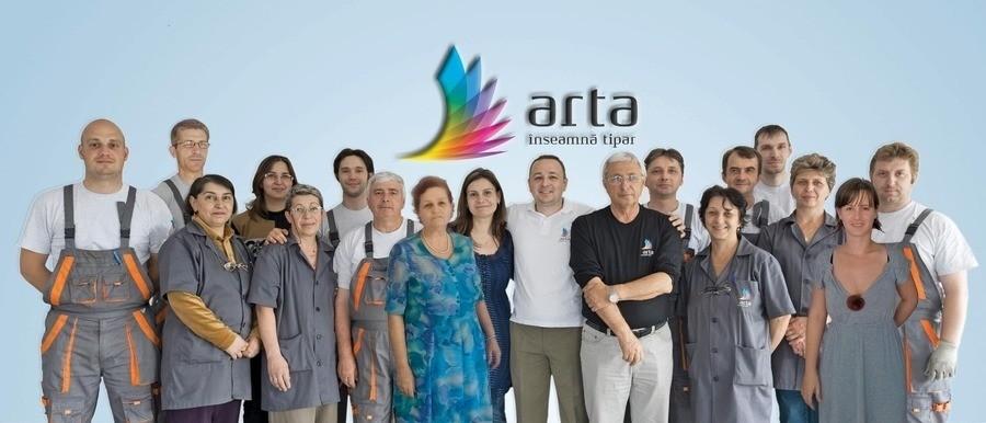 Tipografia Arta – tipografie Cluj Napoca