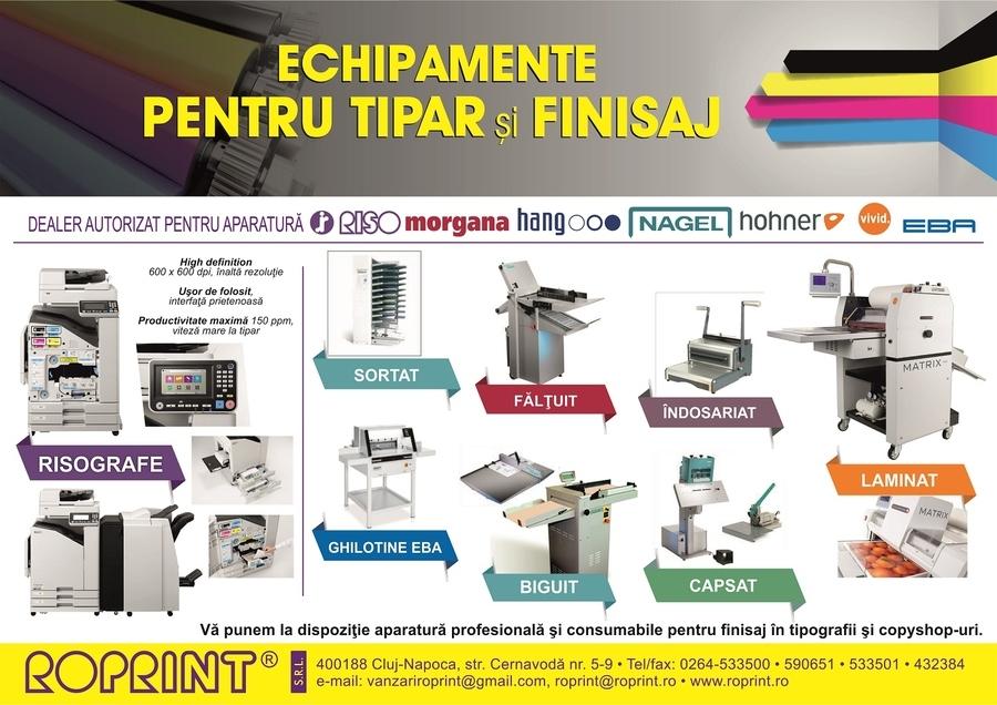 Echipamente pentru tipar digital si finisaj_roprint 3